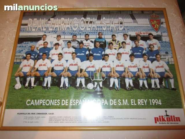 Articulos Real  Zaragoza