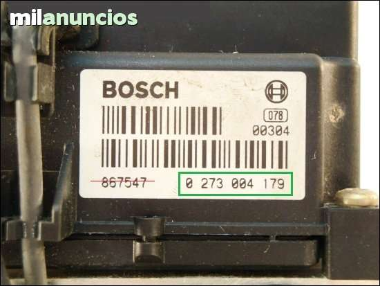 BOMBA ABS PORSCHE 911 0265219401 BOSCH - foto 3