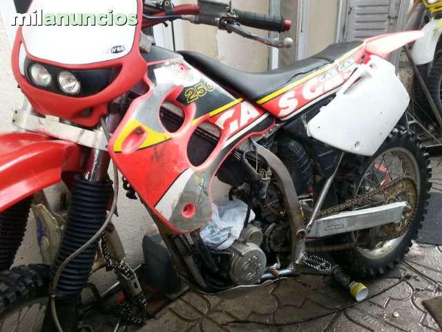 DESPIECE GAS GAS 250 - foto 2