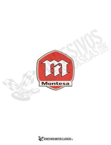 ADHESIVO MONTESA3 - foto 1