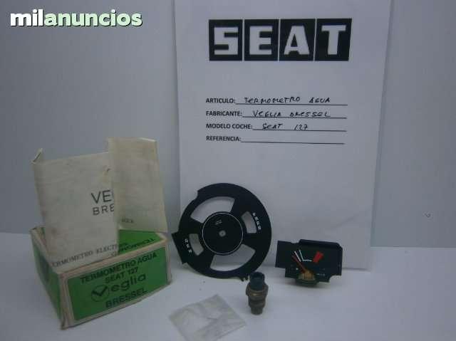 KIT RELOJ TEMPERATURA SEAT 127 - foto 1