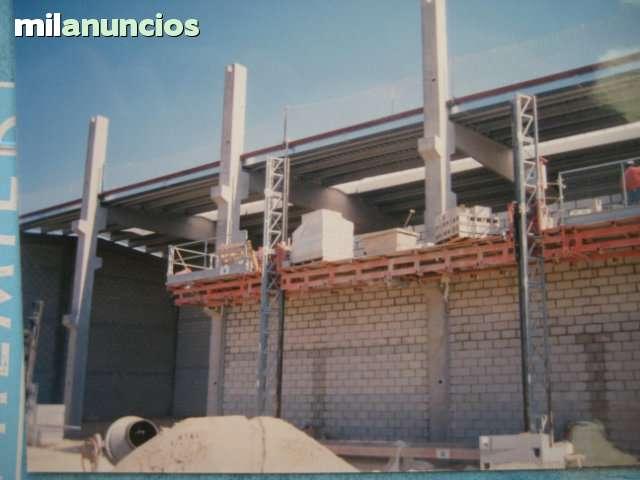 CONSTRUCCION ALMACENES Y MUROS - foto 1