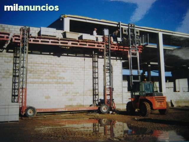 CONSTRUCCION ALMACENES Y MUROS - foto 2