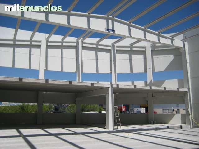 CONSTRUCCION ALMACENES Y MUROS - foto 3