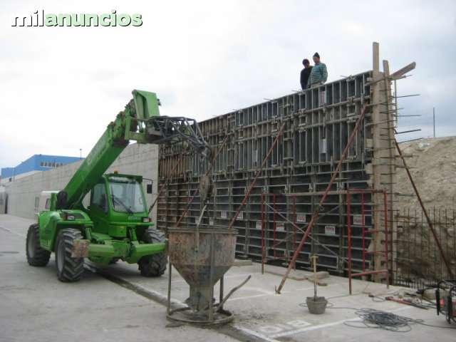 CONSTRUCCION ALMACENES Y MUROS - foto 4