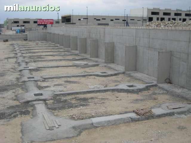 CONSTRUCCION ALMACENES Y MUROS - foto 5