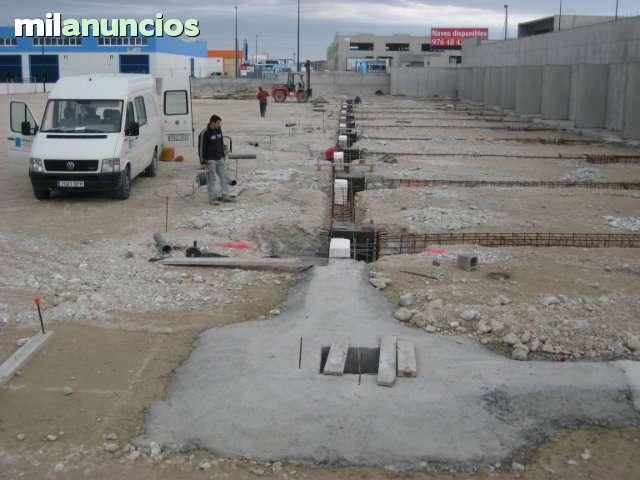 CONSTRUCCION ALMACENES Y MUROS - foto 7