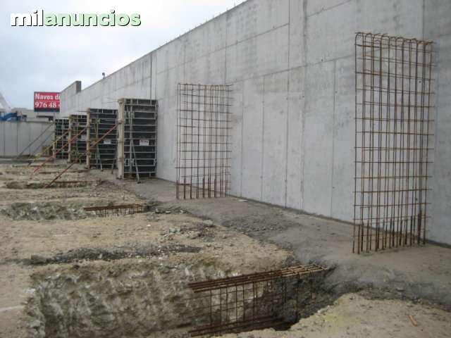 CONSTRUCCION ALMACENES Y MUROS - foto 9