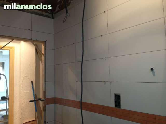 REFORMAS: BAÑO-COCINA-PLATO DUCHA- PLADUR - foto 1