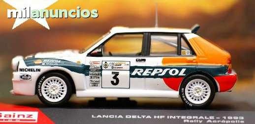 Lancia Delta Hf Integrale Sainz Rally Ac