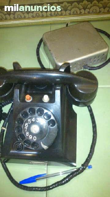 TELÉFONO ANTIGUO ERICSSON CON TIMBRE - foto 2