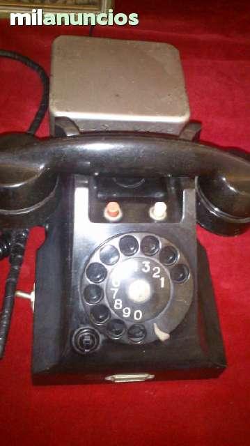 TELÉFONO ANTIGUO ERICSSON CON TIMBRE - foto 3