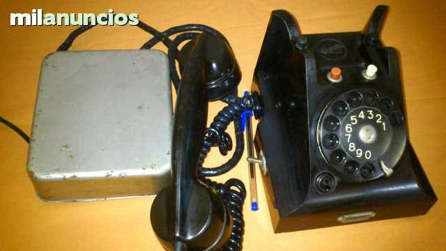 TELÉFONO ANTIGUO ERICSSON CON TIMBRE - foto 4