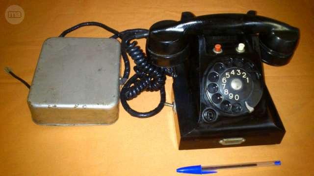TELÉFONO ANTIGUO ERICSSON CON TIMBRE - foto 1