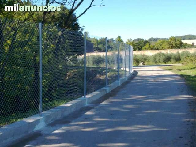 CERCALID CERCADOS METALICOS DE CALIDAD - foto 2