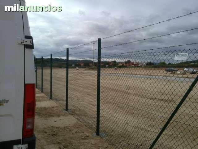 CERCALID CERCADOS METALICOS DE CALIDAD - foto 3
