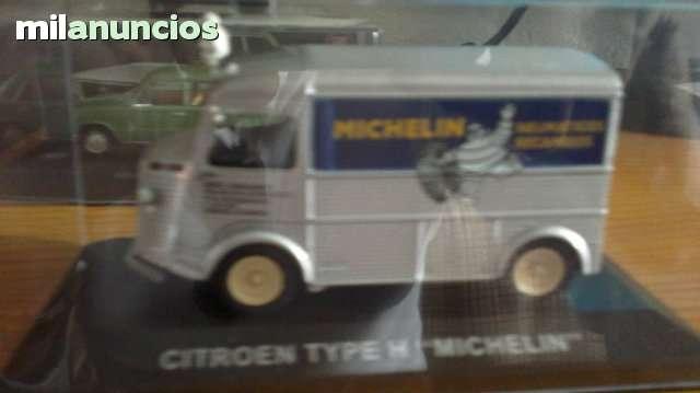 Citroen Tipe Hy Michelin