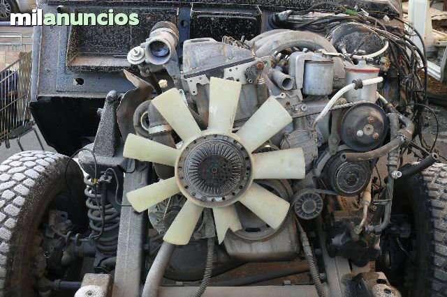 MIL ANUNCIOS COM - Motor mercedes 2 9td w461 g290 gtd