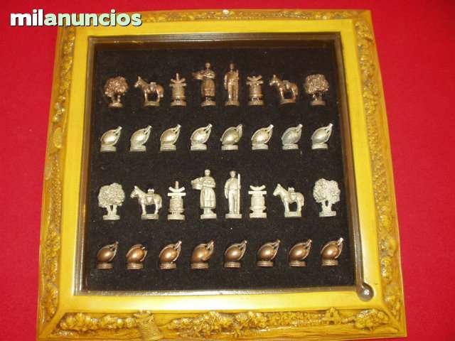 Ajedrez De Colección
