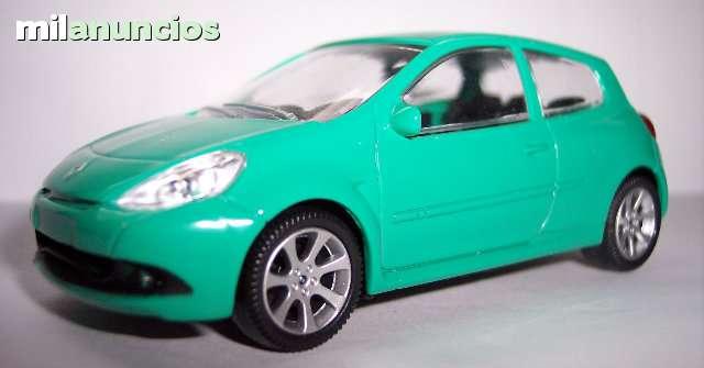 Renault Clio Escala 1:43 De Mondomotors