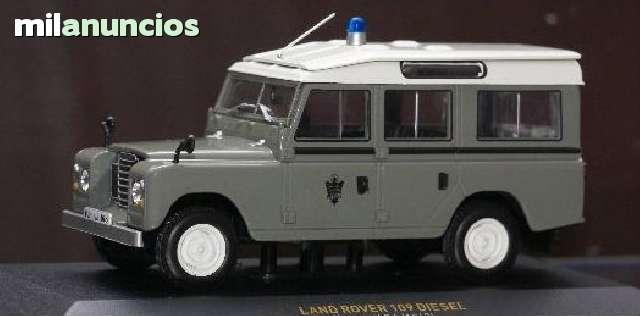 Land Rover 109 Diesel Policia Armada (19