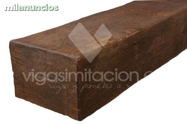 Mil anuncios com vigas imitacion a madera baratas - Vigas poliuretano baratas ...