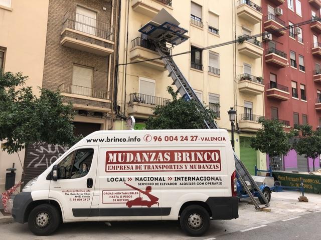 PORTES / MUDANZAS BARCELONA - VALENCIA - foto 8