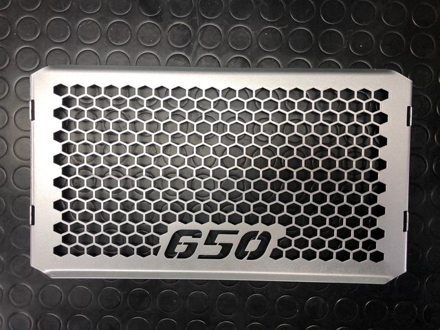 CUBRE RADIADOR VSTROM 650 - foto 3