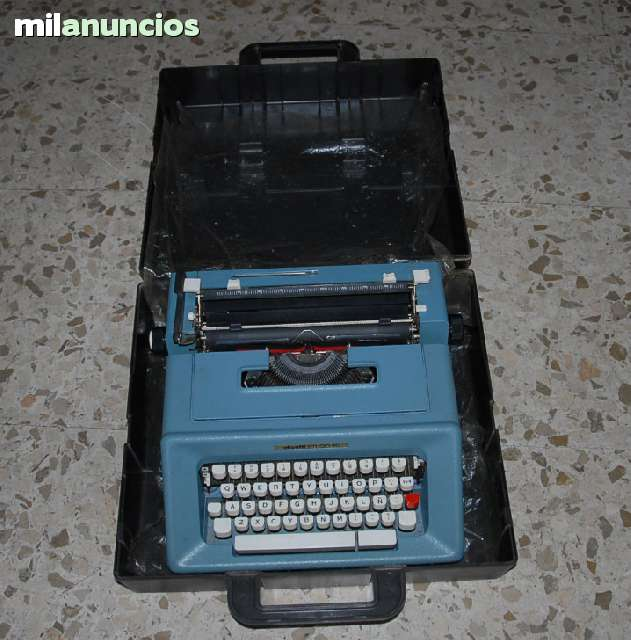 Maquina Escribir Olivetti Estudio 46