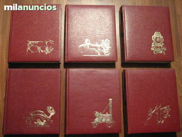 COLECCION LIBROS HISTORIA UNIVERSAL COMP - foto 2