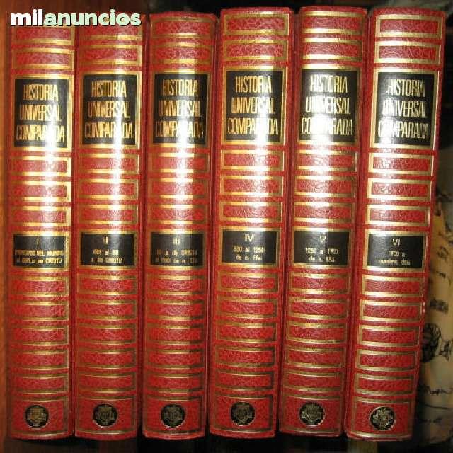 COLECCION LIBROS HISTORIA UNIVERSAL COMP - foto 4