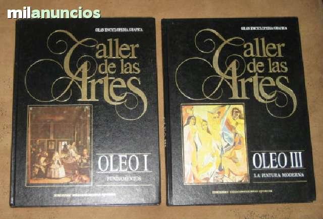2 TOMOS TALLER DE LAS ARTES - foto 1