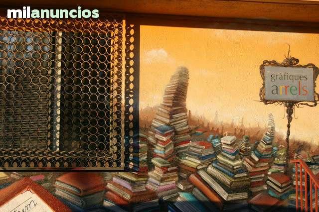 PINTOR DE GRAFFITI ARTE MURAL DECORACION - foto 4
