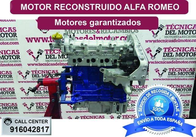 MOTOR IVECO DAILY 2. 8 106 CV 8140. 03