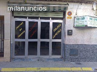 BAJO COMERCIAL BARRIO CRISTO ALDAYA - foto 1