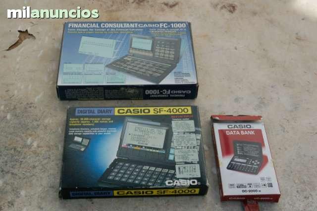 2 Calculadores Casio