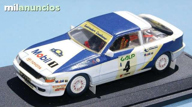 Toyota Celica Gt4 Rallye De Portugal A.C