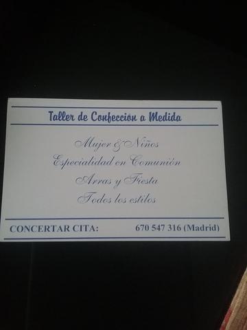 TODO TIPO CONFECCION MUJER NIÑOS - foto 2