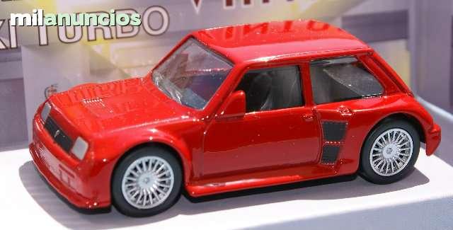 Renault 5 Maxi Turbo Escala 1:43 De Mond