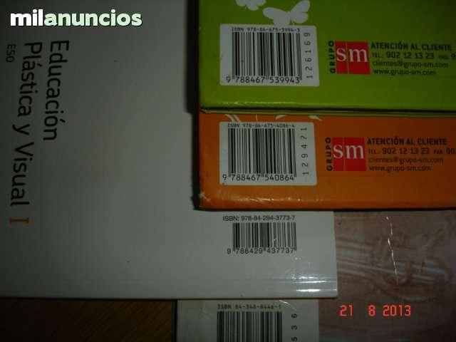 LIBROS DE 1º DE E S O - foto 2