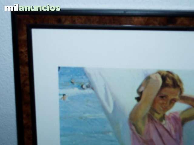 CUADROS DE LAMINAS DE SOROYA - foto 8