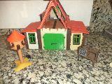 playmobil granja antigua ref 3716 - foto