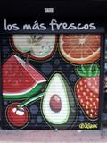 Pintor de Graffiti en Canarias - foto
