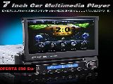 Radio DVD 7  HD Gps Bluetooth ipod 3g wi - foto