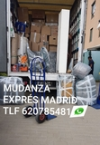 Mudanzas portes exprÉs madrid 620785481 - foto