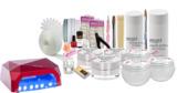 Kit de acrÍlico, gel y lampara + manual - foto