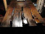 Lote de 2 escopetas y un rifle - foto