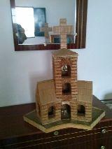 Iglesia en miniatura - foto