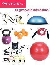 Material Gimnasio, crossfit, pilates.. - foto