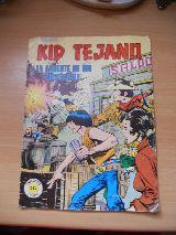 Cómic Kid Tejano - foto